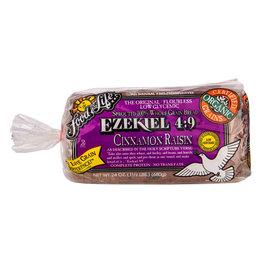 Food For Life FFL - Bread, Ezekiel Cinnamon Raisin