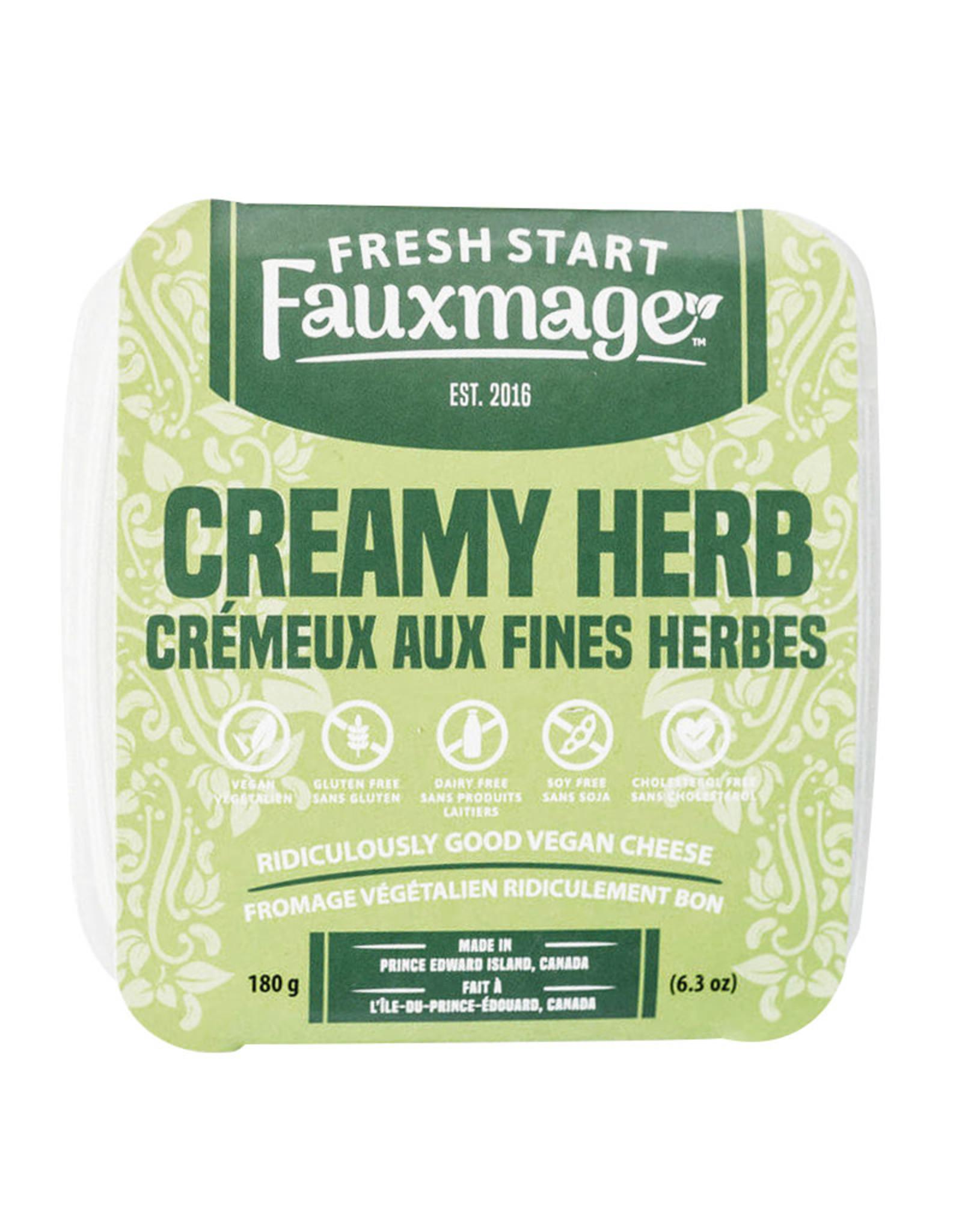 Fresh Start Fauxmage Fresh Start Fauxmage - Creamy Herb (180g)