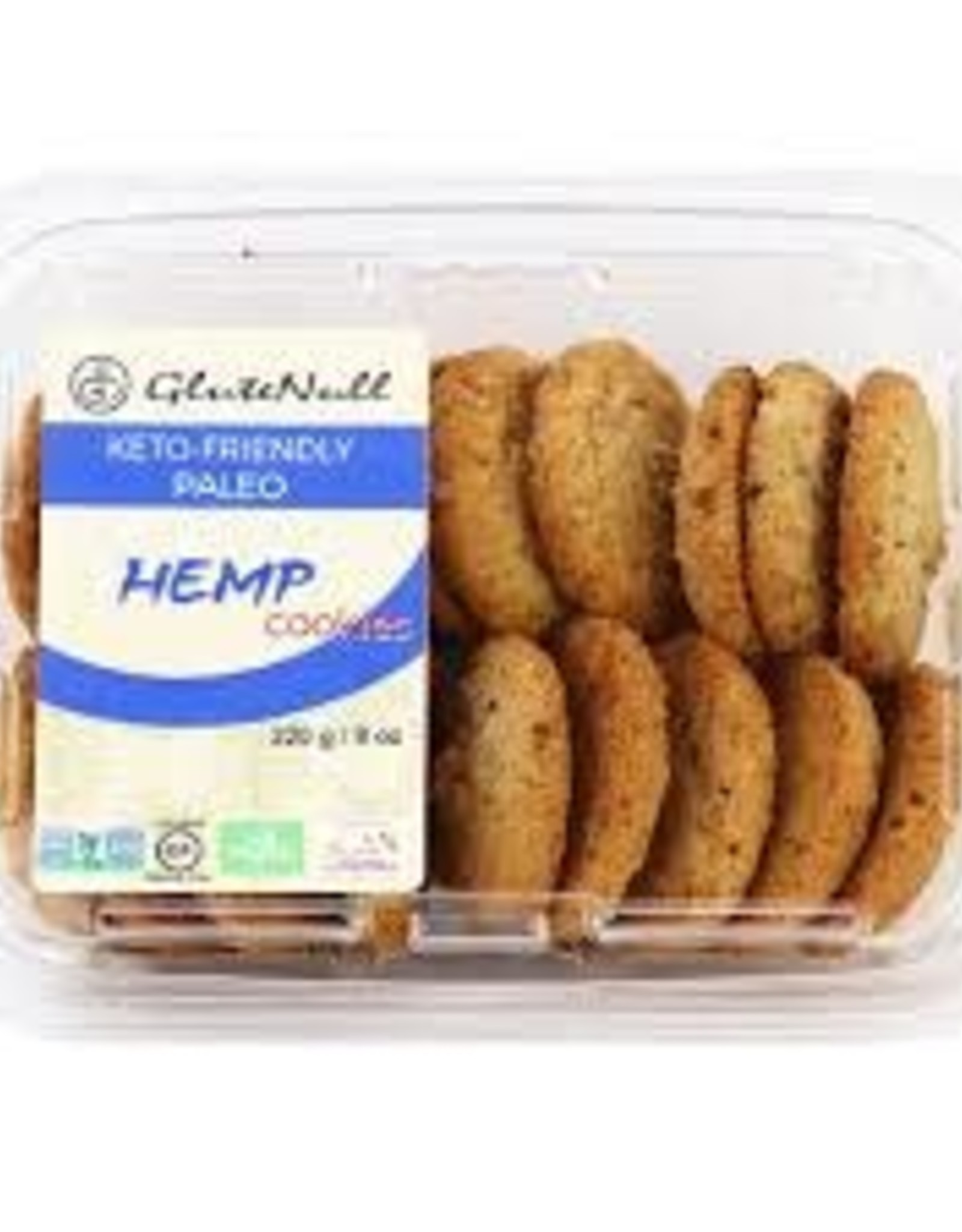 Glutenull Bakery GluteNull Bakery - Keto Cookies, Hemp