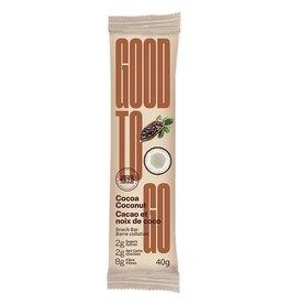 Good To Go Good To Go - Keto Bar, Cocoa Coconut (40g)