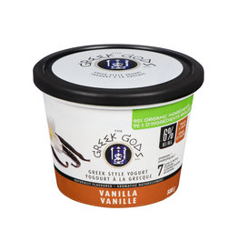 Greek Gods Greek Gods - Greek Yogurt, Vanilla (500g)