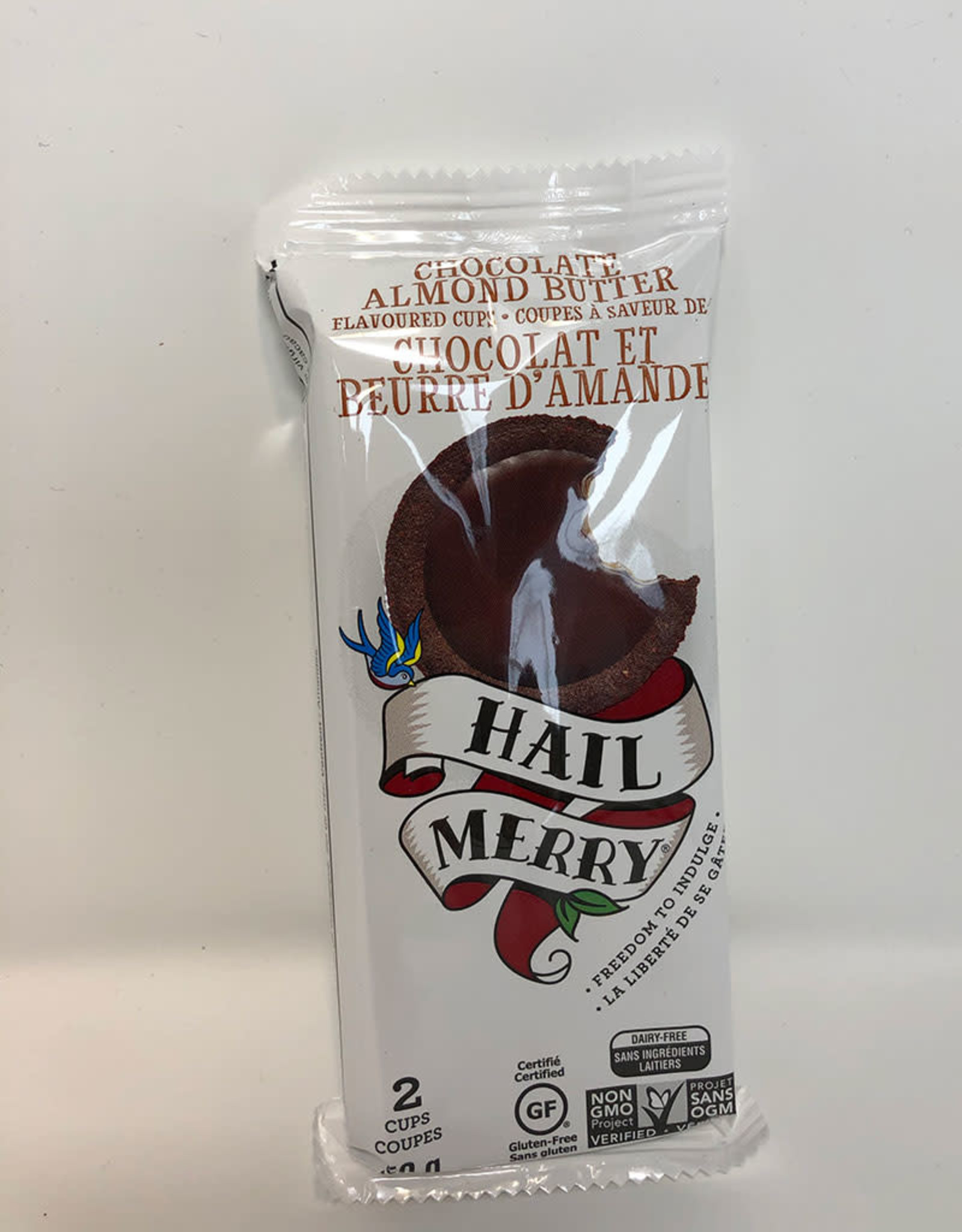 Hail Merry Hail Merry - Chocolate Almond Butter Cups
