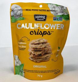Hippie Snacks Hippie Snacks - Cauliflower Crisps, Original (70g)