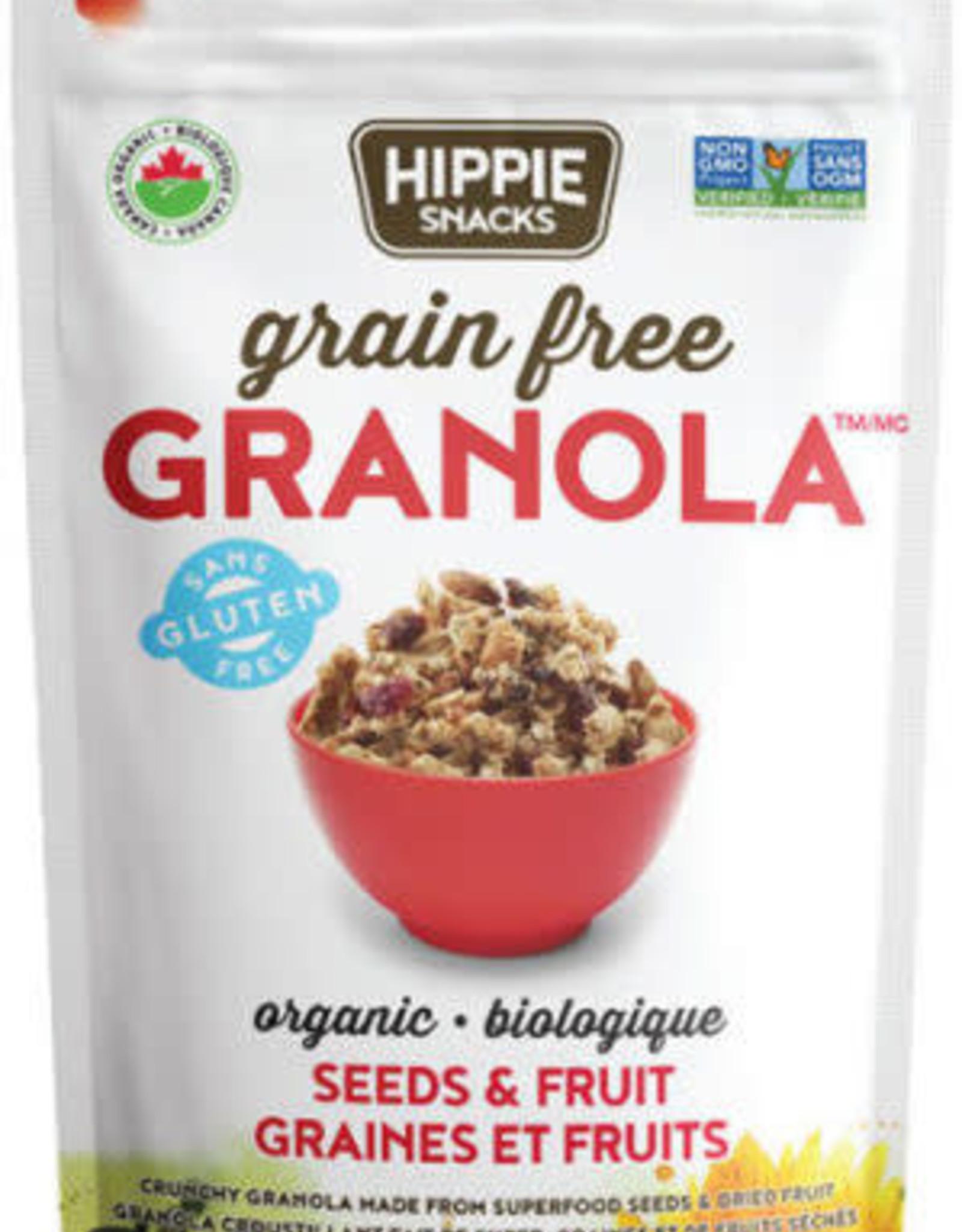 Hippie Snacks Hippie Snacks - Granola, Seeds & Fruit (220g)