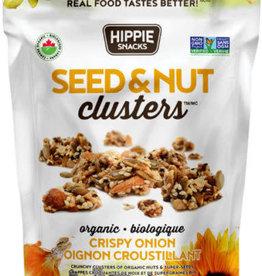 Hippie Snacks Hippie Snacks - Seed & Nut Clusters, Crispy Onion (80g)