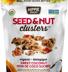 Hippie Snacks Hippie Snacks - Seed & Nut Clusters, Sweet Coconut (80g)