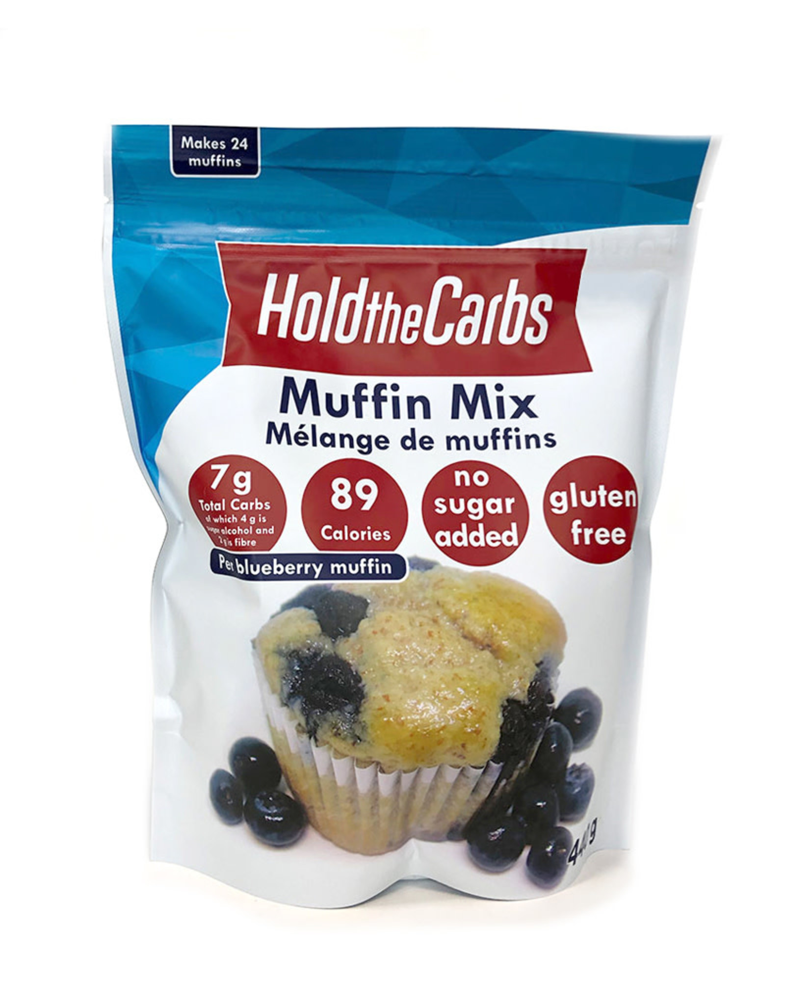 Hold the Carbs Hold the Carbs - Muffin Mix, with Sucralose (Large)