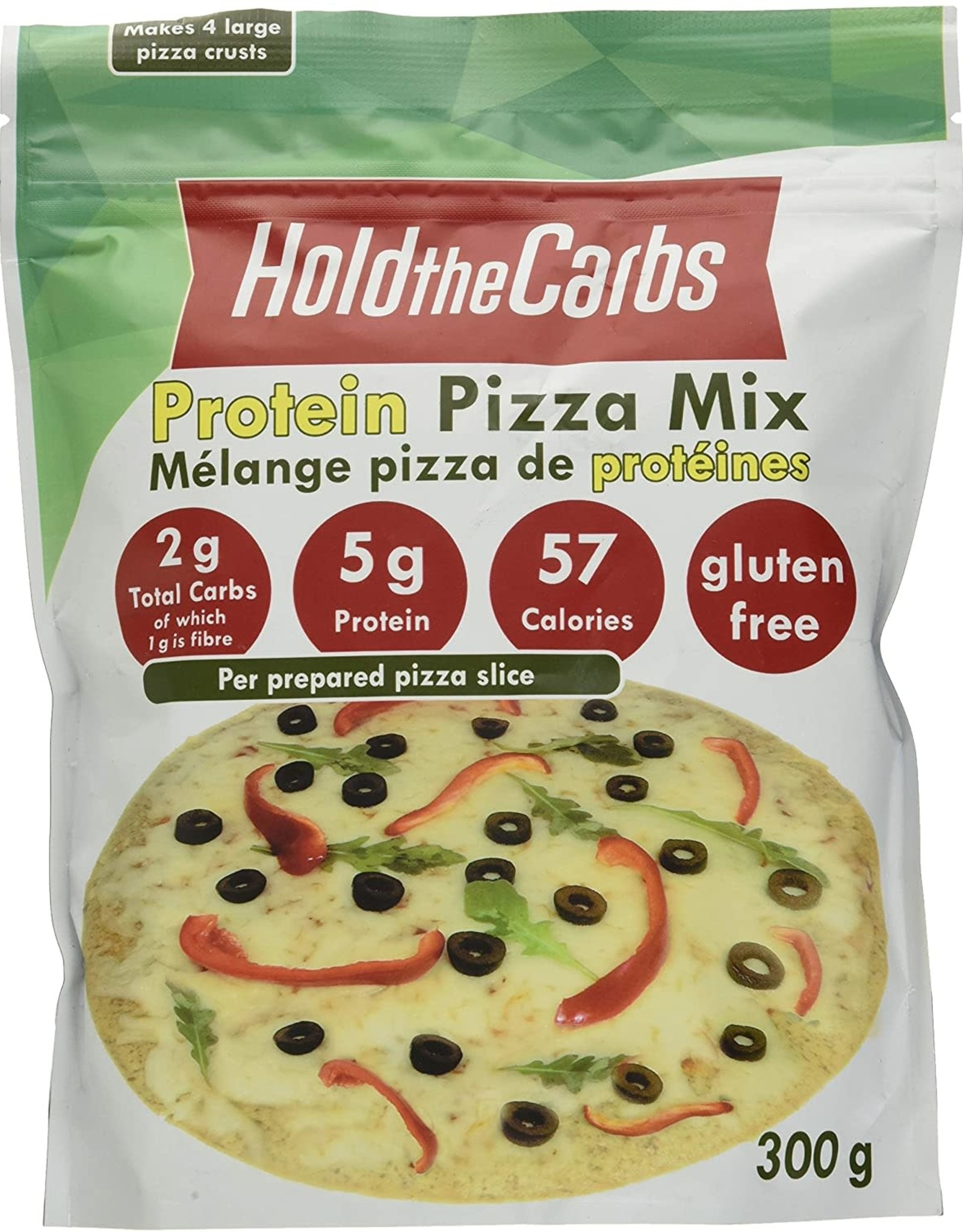 Hold the Carbs Hold the Carbs - Protein, Pizza Crust Mix (Large)