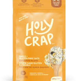 Holy Crap Cereal Holy Crap - Breakfast Cereal, Maple & GF Oats (225g)