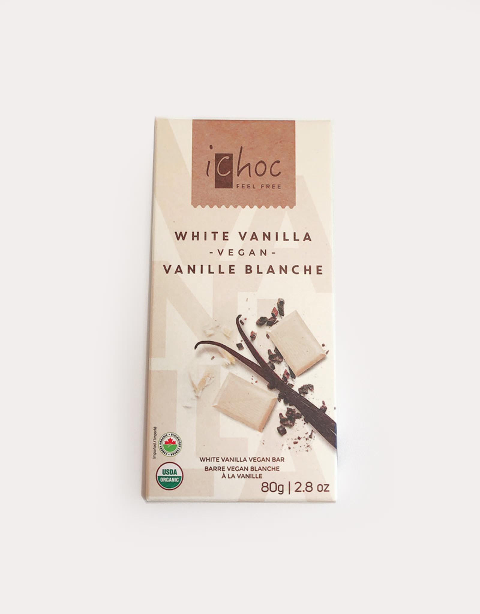 iChoc iChoc - Organic White Vanilla