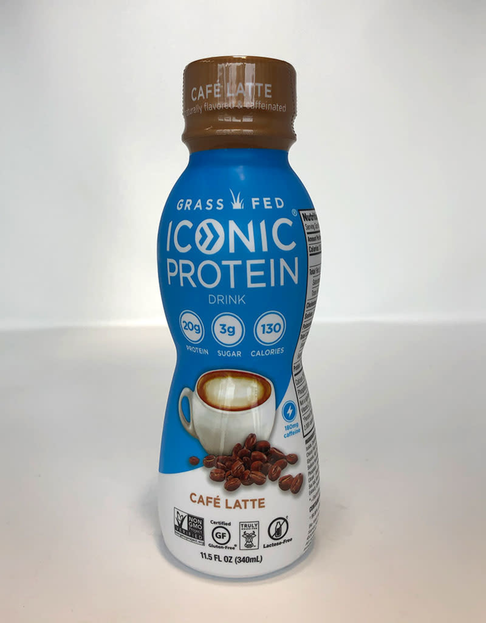 Iconic Protein Iconic Protein - Cafe Latte