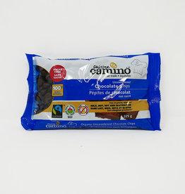 Camino Camino - Unsweetened Chocolate Chips (225g)
