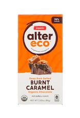 Alter Eco Alter Eco - Dark Chocolate Bar, Burnt Caramel
