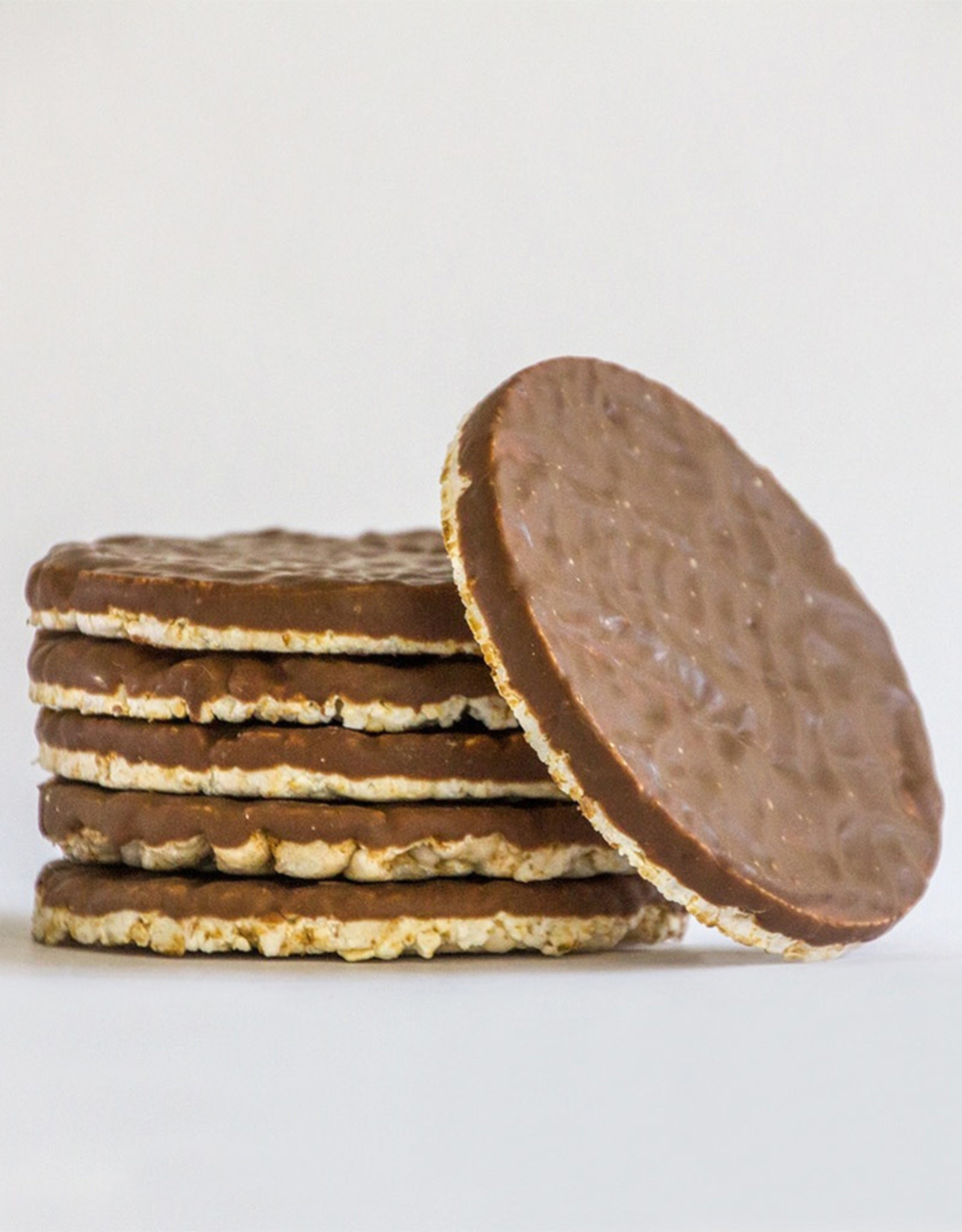 Element Element - Dipped Rice Cakes, Milk Chocolate (34g)