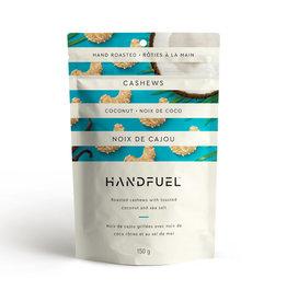 Handfuel Inc Handfuel - Roasted Cashews & Coconut (150g)
