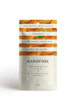 Handfuel Inc Handfuel - Glazed Cashews with Salted Caramel (40g)