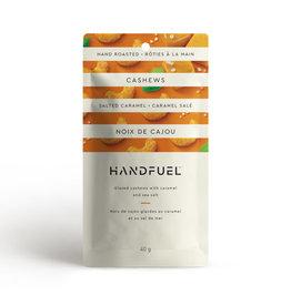 Handfuel Inc Handfuel - Glazed Cashews with Salted Caramel (40g)