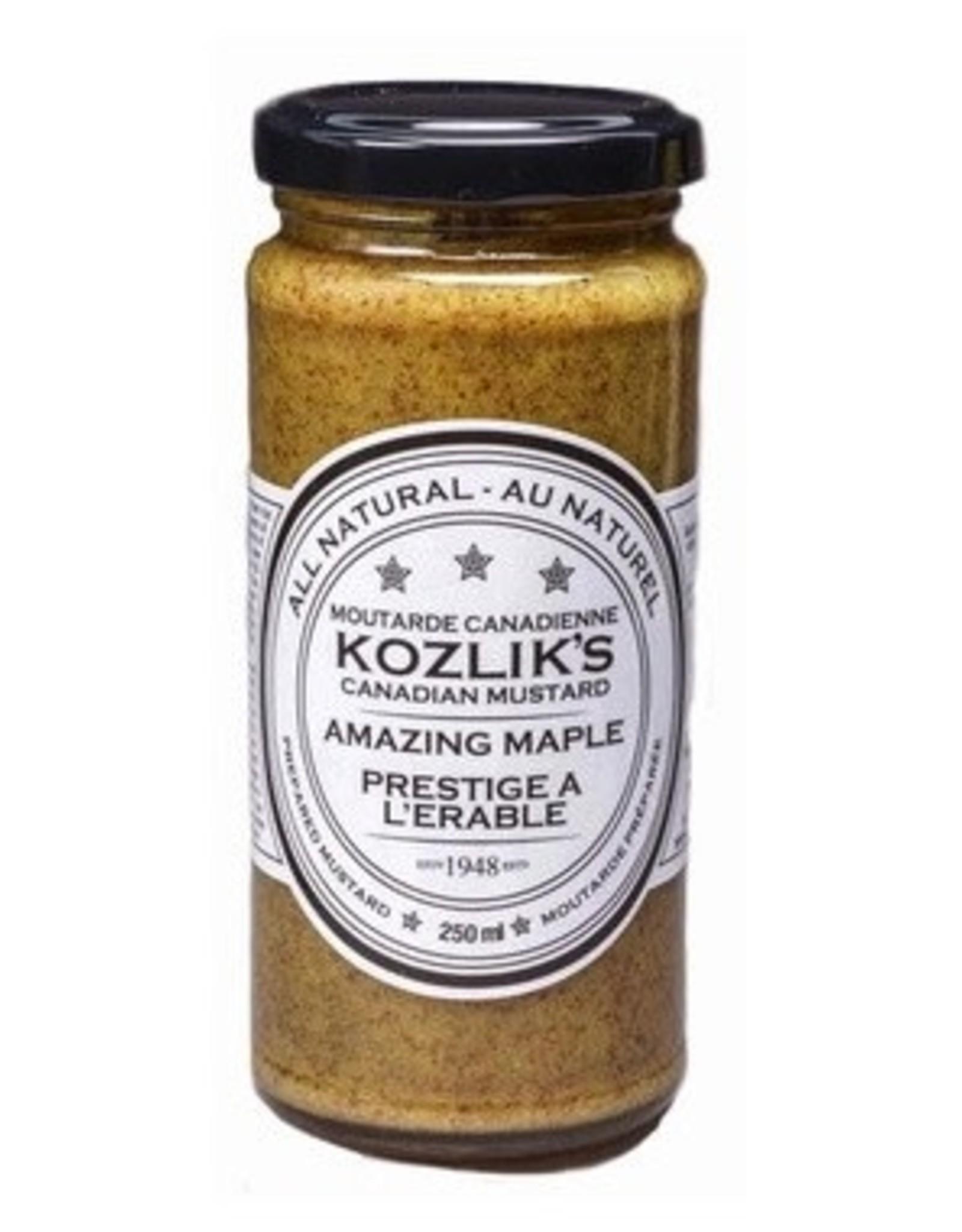 Kozliks Kozliks - Mustard, Amazing Maple