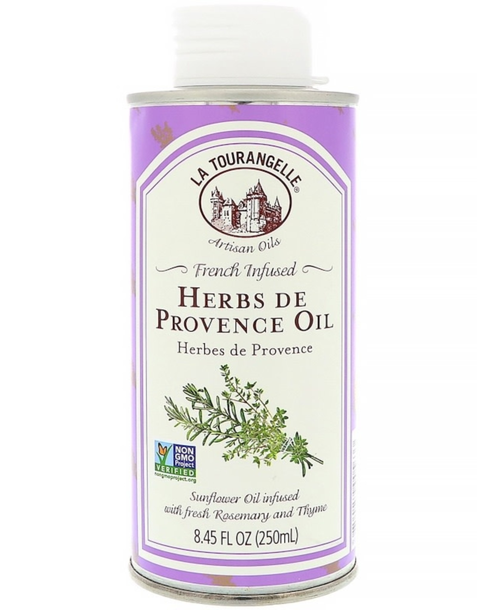 La Tourangelle La Tourangelle - French Infused, Herbs de Provence Oil (250ml)