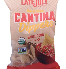 Late July Late July - Cantina Dipper Tortilla Chips, White Corn (227g)