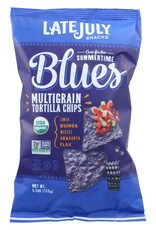 Late July Late July - Multigrain Snack Chips, Summertime Blues (156g)