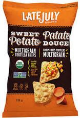 Late July Late July - Restaurant Style Tortilla Chips, Sweet Potato