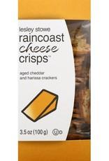 Lesley Stowe Lesley Stowe - Raincoast Crisps, Aged Cheddar & Harissa (100g)