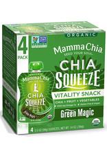 Mamma Chia Mamma Chia - Chia Squeeze, Green Magic (Box)