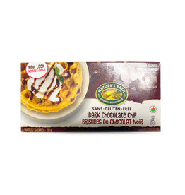 Natures Path Natures Path - Frozen Waffles, Dark Chocolate Chip (210g)
