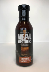 Neal Brothers Neal Brothers - All Natural BBQ Sauce, Bold & Smokey (350ml)