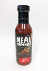 Neal Brothers Neal Brothers - All Natural BBQ Sauce, Classic BBQ (350ml)