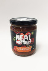 Neal Brothers Neal Brothers - Natural Salsa, Just Hot Enough (410ml)