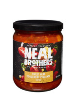 Neal Brothers Neal Brothers - Natural Salsa, Sweet Heat Corn (410ml)