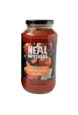 Neal Brothers Neal Brothers - Pasta Sauce, Roasted Garlic (680ml)