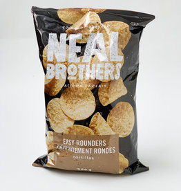 Neal Brothers Neal Brothers - Tortilla Chips, Easy Rounders (300g)