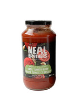 Neal Brothers Neal Brothers - Pasta Sauce, Basil Tomato Bliss (680ml)