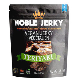 Noble Jerky Noble Jerky - Vegan Jerky, Teriyaki (70g)