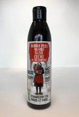 Nonna Pia's Nonna Pias - Balsamic Glaze, Strawberry Fig (250ml)