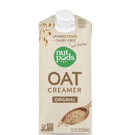Nut Pods Nutpods - Unsweetened Dairy-Free Creamer, Oat (330ml)