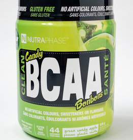 Nutraphase Nutraphase - Clean BCAA, Green Candy Apple (528g)