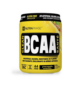 Nutraphase Nutraphase - Clean BCAAS, Pineapple (528g)