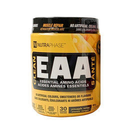 Nutraphase Nutraphase - Clean EAA Aminos, Pineapple Mango (450g)