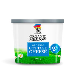 Organic Meadow Organic Meadow - Cottage Cheese 2%