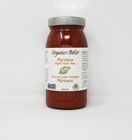 Organico Bello Organico Bello - Pasta Sauce, Marinara