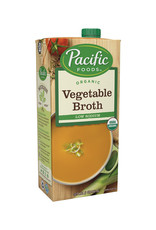 Pacific Foods Pacific Natural Foods - Broth, Organic Vegetable