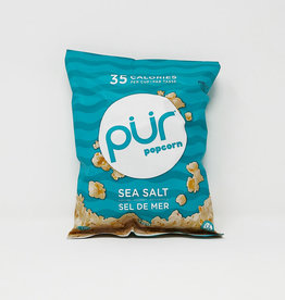 PUR PUR - Popcorn, Sea Salt (21g)