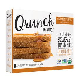 Qrunch Qrunch Organics - Quinoa Breakfast Toastable, Cinnamon Vanilla (306g)