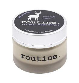 Routine Deodorant Routine - Johnnys Cash, Baking Soda Free (58g)