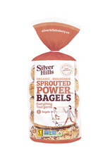 Silver Hills Bakery Silver Hills - Sprouted Bagels, Everything