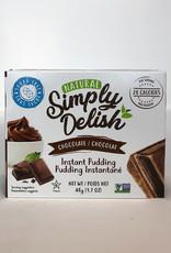 Simply Delish Simply Delish - Pudding, Chocolate